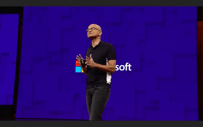 微软CEO纳德拉:我们需要防止《1984》描绘的场景出现的照片