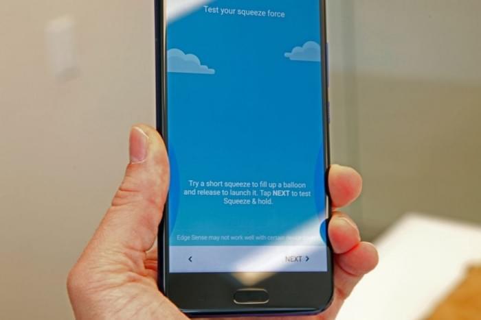 HTC U11现场真机上手的照片 - 4