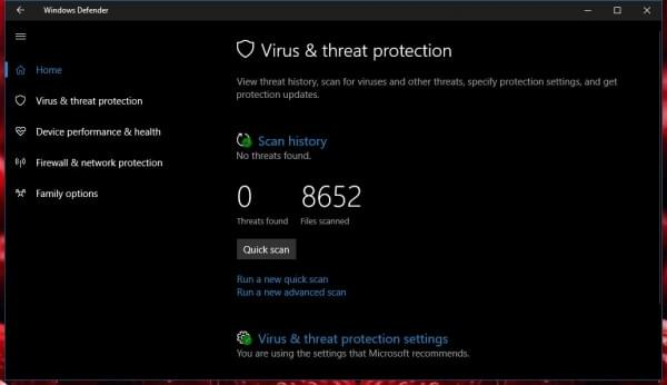 Windows 10的防病毒软件在RedStone 2中将获得重大升级的照片 - 2