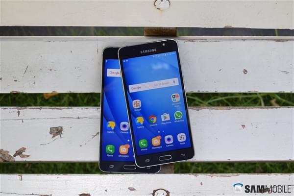 三星召回Note 7:备用机是入门级Galaxy J的照片