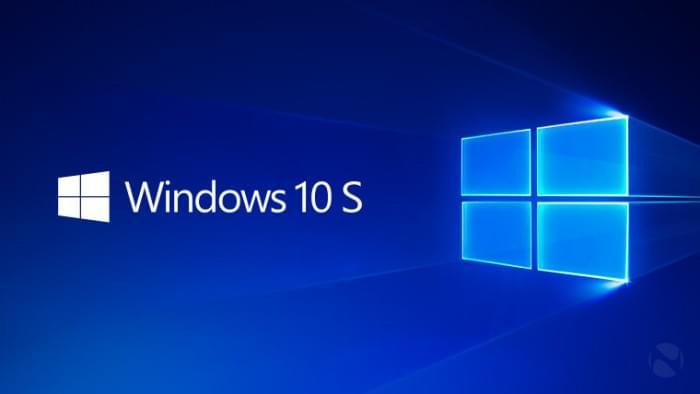 谷歌高管看Windows 10 S:我们的努力得到了验证的照片