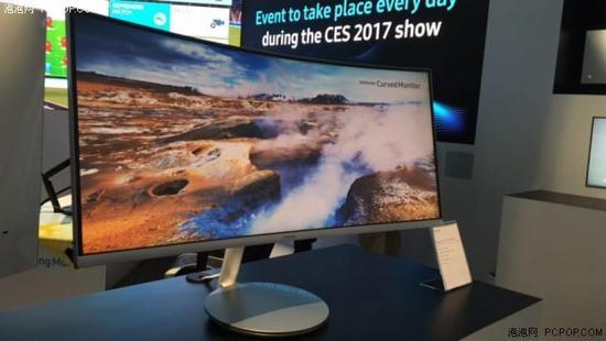 三星显示器新品CH711 性能超强一探究竟