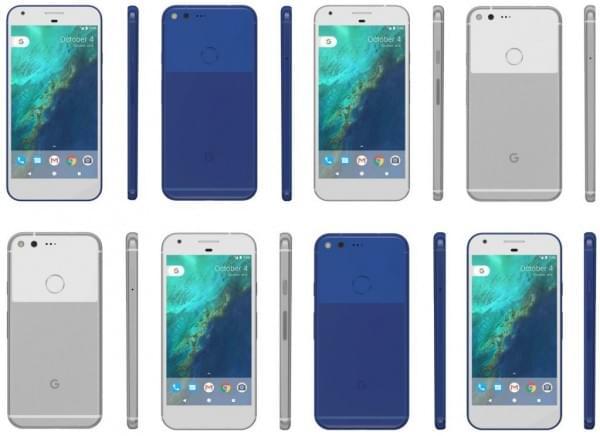 谷歌新机Pixel被吐槽设计失败高仿iPhone?的照片 - 1