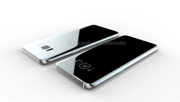 三星 Galaxy S8 / S8 Plus 渲染图曝光: 指纹传感器在哪?的照片 - 11