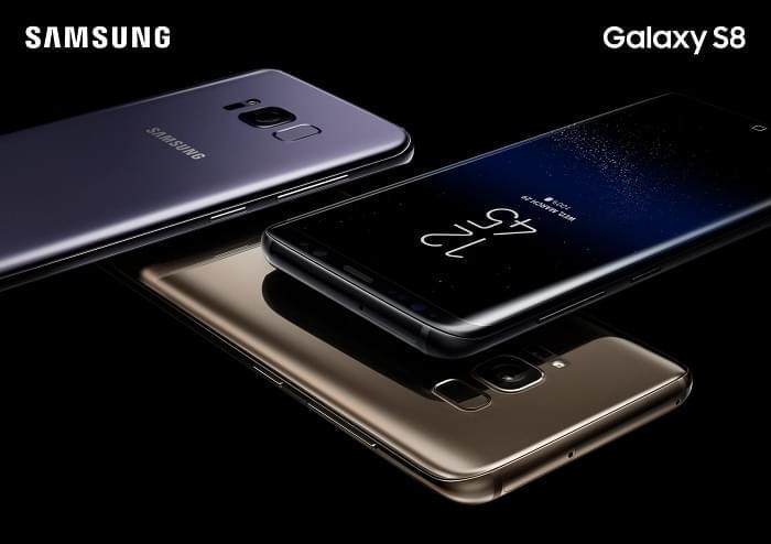 大容量6GB RAM+128GB ROM版Galaxy S8+在韩卖断货的照片