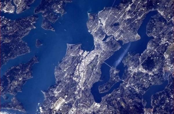 宇航员镜头里的世界:超美宇宙空间站的照片 - 8