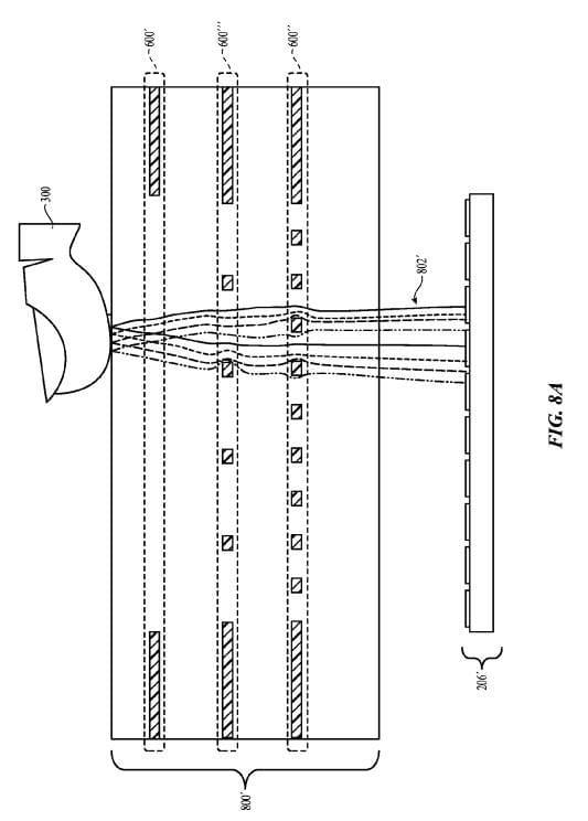 苹果新专利显示iPhone 8屏幕集成指纹传感器的照片 - 2