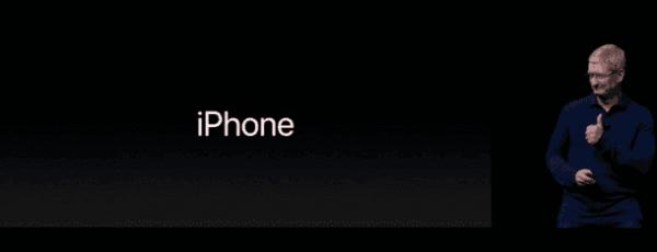 苹果iPhone 7/7 Plus发布:32/128/256GB起售价649美元的照片 - 2
