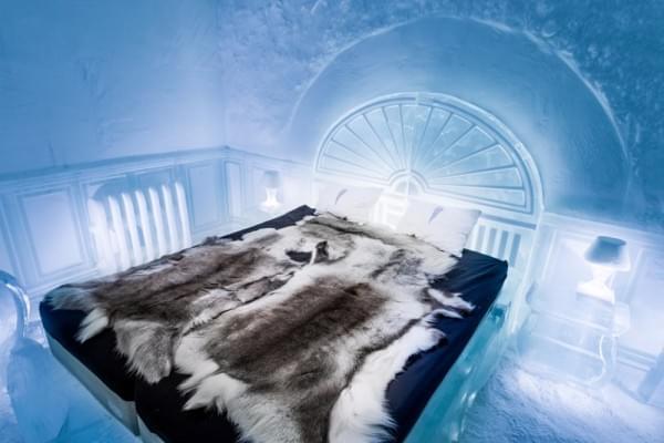 全年开放的瑞典冰酒店Icehotel 365即将开业的照片 - 11