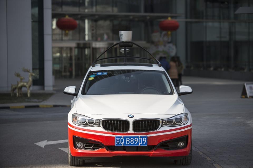 外媒:百度会在自动驾驶技术上战胜谷歌的照片 - 1