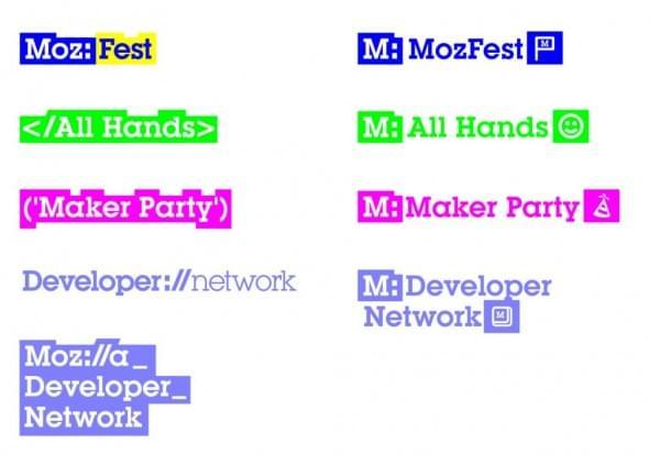 Mozilla邀请公众重新设计logo 方案缩小至4个的照片 - 6