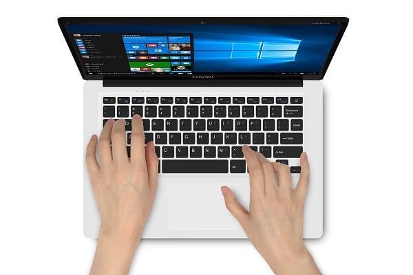 驰为开售LapBook 14.1超轻薄笔记本新品:边框8mm 仅售9的照片 - 2