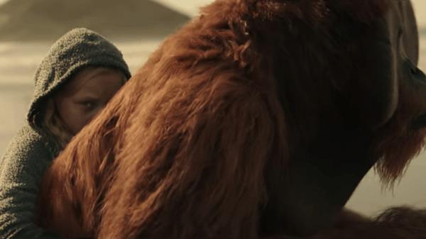 猩球崛起3终极之战 全新预告:凯撒踏上复仇之战的照片 - 3