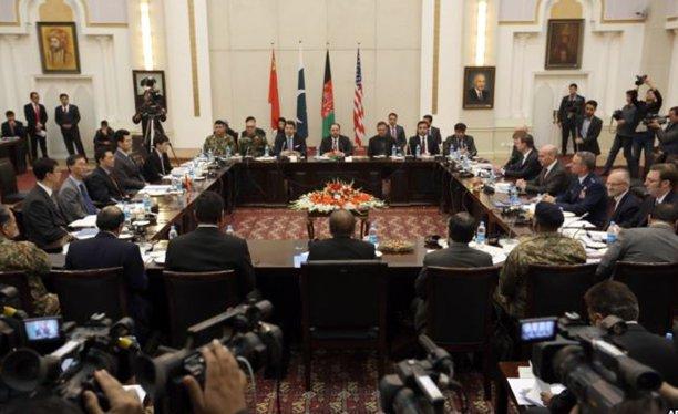 """同时极端组织""""伊斯兰国""""在阿富汗地区的崛起,加剧了美国方面的担忧。"""