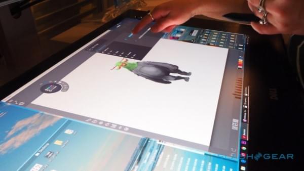 宣战Surface Studio:戴尔推Canvas 售价1799美元的照片 - 10