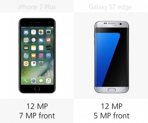 要双摄像头iPhone 7 Plus还是双曲面Galaxy S7 edge?的照片 - 18