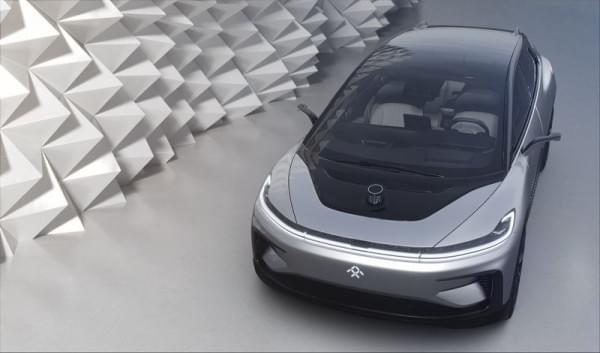 法拉第发量产汽车FF91 贾跃亭称能代替所有车型的照片 - 21