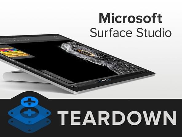 Surface Studio拆解:内部有ARM处理器 可轻松更换硬盘的照片 - 1