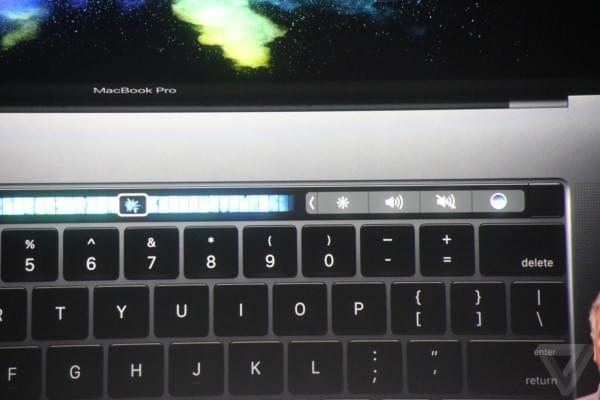 新MacBook Pro加入指纹识别:全新触控板功能强大的照片 - 4