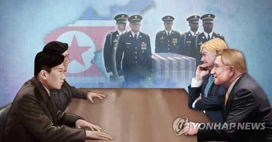 美军报:朝鲜或在停战协定日交还50-55具美军遗骸