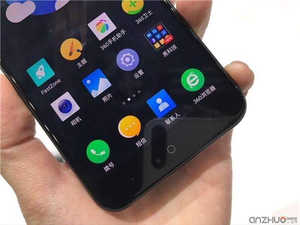 千元机外观也讲究:360手机N5现场上手图赏的照片 - 6