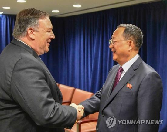 朝鮮外相聯合國演講:某些勢力在謀求世界霸權
