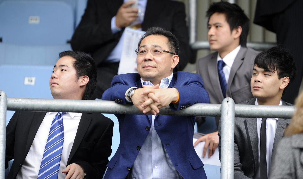 莱斯特城老板坠机遇难:泰国第5富豪 国王赐姓(图)