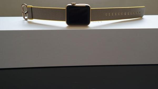零售店约起 Apple Watch Series 2高清开箱图赏的照片 - 11