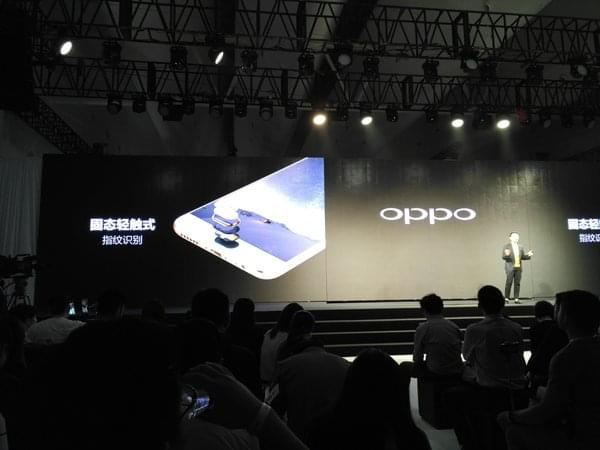 OPPO R9s/R9sPlus发布2799起 索尼加持拍照PK单反的照片 - 3