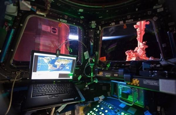 宇航员镜头里的世界:超美宇宙空间站的照片 - 5