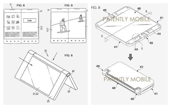 三星柔性屏手机或Q3亮相:命名Galaxy X 备货10万台的照片 - 2