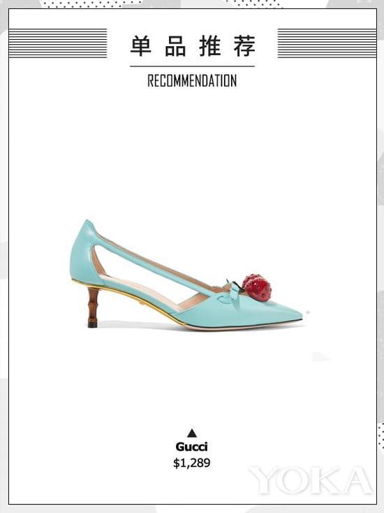 鲜潮<!--_407ESCAPE407_-->2017最火的鞋子是矮跟鞋