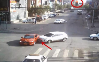 交通事故|一起简单交通事故 一方驾驶员被判全责扣18分