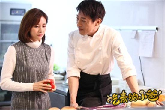 吕颂贤吃素养身多年