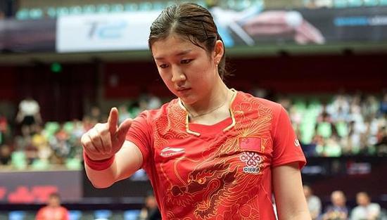 陈梦凭最重一冠登顶NO.1 女乒团灭日本巩固霸权