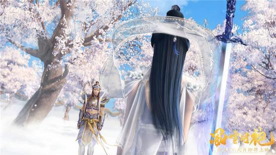 新CG《风雪同袍》情报速递之侠骨柔情篇