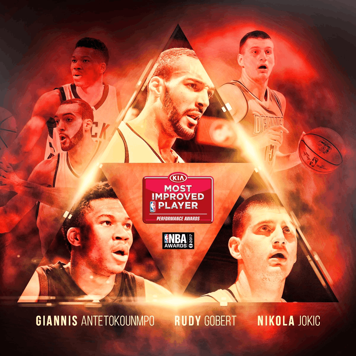 NBA公佈各獎項最終候選 火箭雙槍競爭最佳第6人