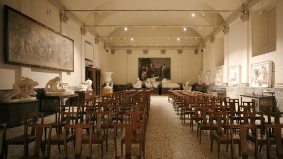 布雷拉美术学院素描室(摄影:周成刚)