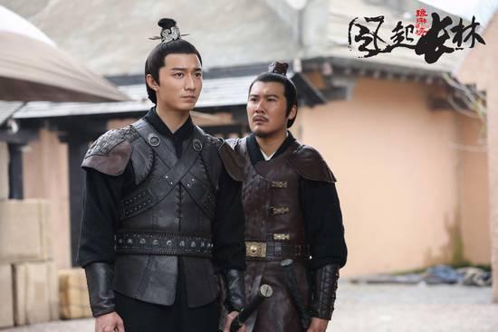 金澤灝《瑯琊榜2》不辱使命 與劉昊然千里勤王