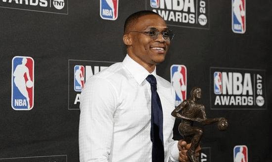 新賽季MVP賠率:維少或蟬聯 萊納德壓LBJ列第三