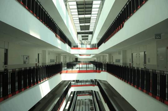 德国科技研究院内部