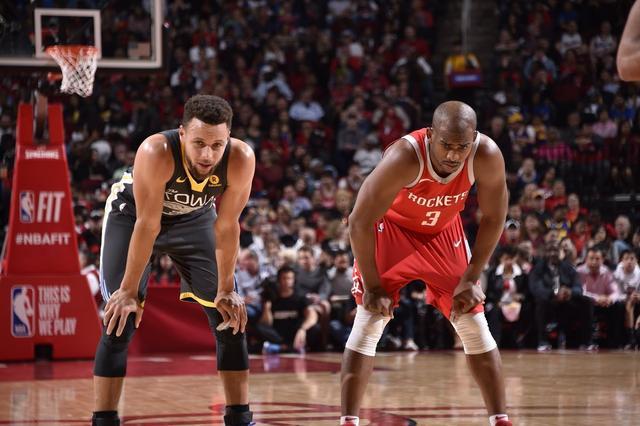 NBA-西决系列赛比分赔率公布:火箭最多赢2场