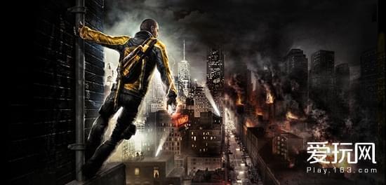 游戏史上的今天:平民中的超人《恶名昭彰》