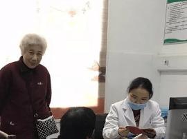 株洲一市民签约家庭医生 优先享受基本医疗服务