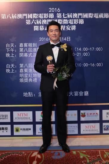 王耀庆凭借《守婚如玉》获最佳男配角奖