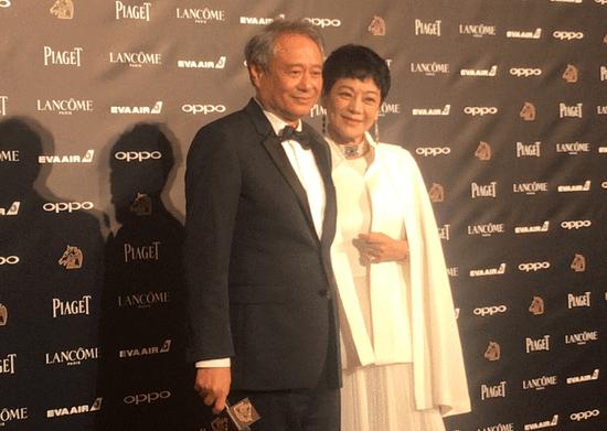 导演李安将作为下一任金马奖执委会主席