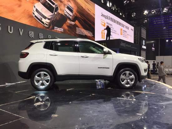 19.58万元起 Jeep指南者1.4T增设9AT车型
