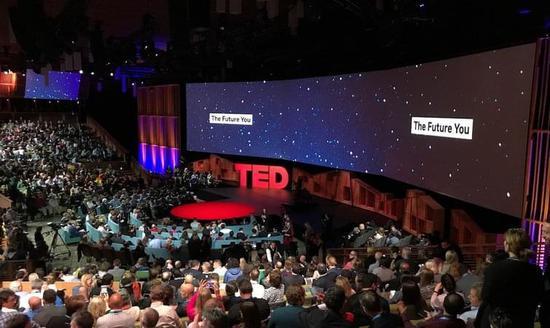 TED大会今天开始:要谈未来,要谈人工智能