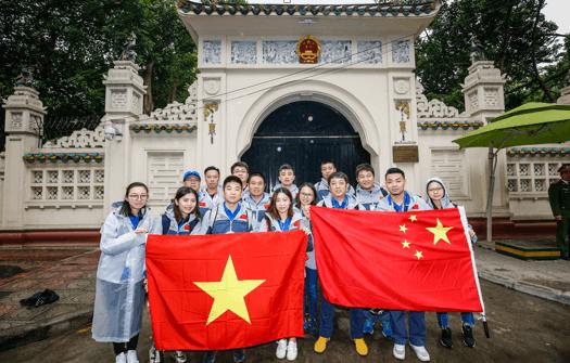穿越国界!2017中国-东盟汽车拉力赛境外首战告捷