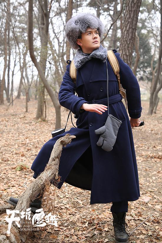 《天坑鷹獵》殺青 葉筱瑋認真敬業不畏寒冬下冰水